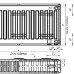 Радиатор стальной панельный тип 22: технические характеристики и тепловая мощность, особенности обогревателей Rado (500×1000 миллиметров), преимущества и недостатки такого устройства