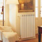Алюминиевые радиаторы отопления для квартиры и частного дома: какое выбрать количество секций, фото-материалы