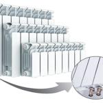 Биметаллические радиаторы с нижним подключением: особенности и варианты подводки