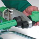 Пайка полипропиленовых труб: инструменты для пайки, температура нагрева и способы спайки труб из полипропилена