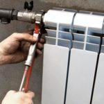 Установка алюминиевых радиаторов отопления: как правильно соединить обогреватели, монтаж и методы подключения, способы крепления, где можно устанавливать батарей из алюминия
