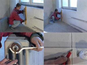 Гидрострелка отопления частного дома