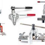 Инструмент для монтажа медных труб: труборезы, трубогибы, резаки и фаскосниматели для труб из меди