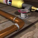 Пайка медных труб: виды припоев, флюс, оборудование и методы пайки труб из меди своими руками