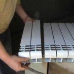 Расчет секций алюминиевых радиаторов на квадратный метр