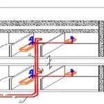 Отопление многоквартирного дома: схема проекта, как провести установку и подключение радиаторов к центральной системе, современные инновационные способы обогрева квартиры