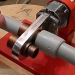 Сварка полипропиленовых труб: оборудование, подготовка, виды сварок, время и степень нагрева труб