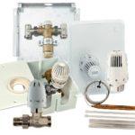 Терморегулятор для водяного теплого пола: функции, типы регуляторов температуры, схема подключения комнатного термостата