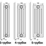 Стальные трубчатые радиаторы отопления: Arbonia, Zehnder, батареи Кимрского завода «Гармония», Zenith to be, итальянские секционные радиаторы, их технические параметры